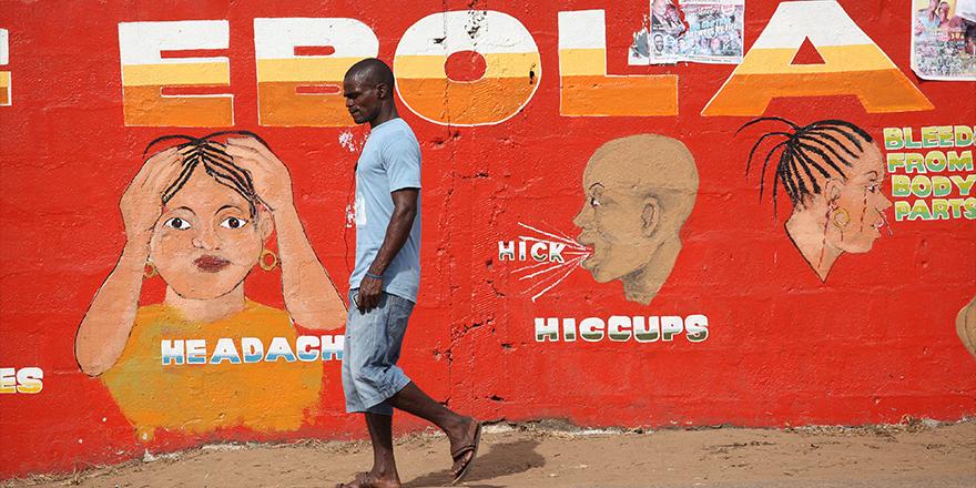 Gine'de Ebola salgını ilan edildi