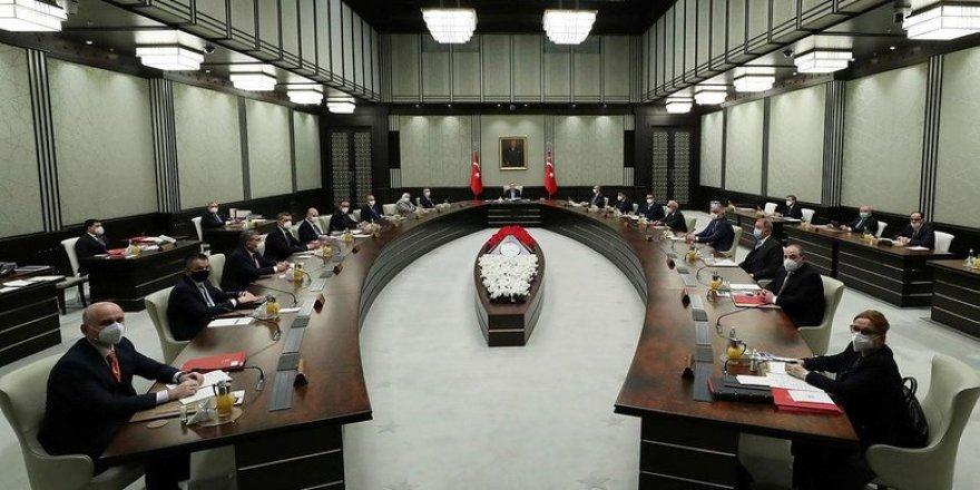 Gözler Kabine Toplantısı'nda! Masada kısıtlamalarda esneme ve kapalı olan iş yerlerinin açılması var mı?