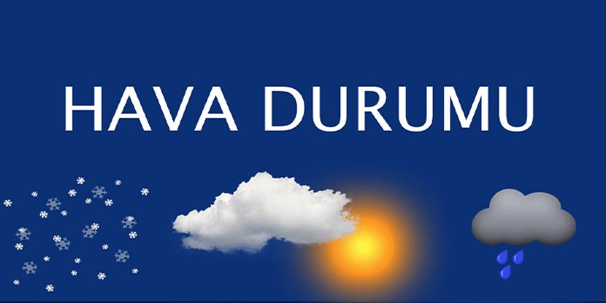 İzmir hava durumu! Meteoroloji'den kuvvetli yağış uyarısı! 15 Ocak Pazartesi hava durumu