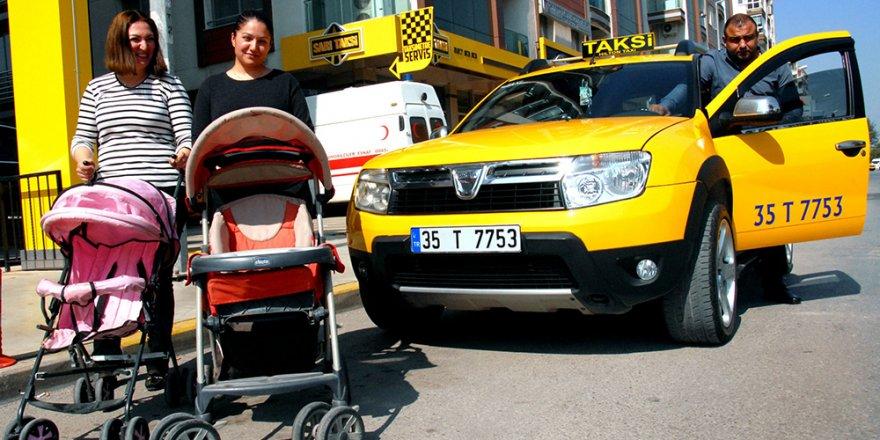 Takside unutulanlar yok artık dedirtiyor: Köpeğini bırakıp giden bile var