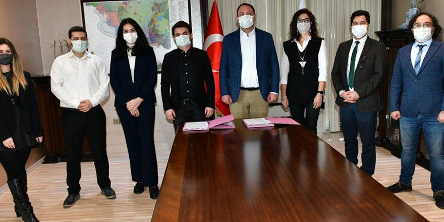 Çiğli'de iş birliği ve partnerlik protokolleri imzalandı