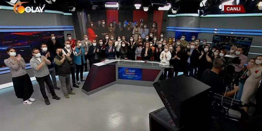 Olay TV'nin faaliyetleri resmen sonlandı