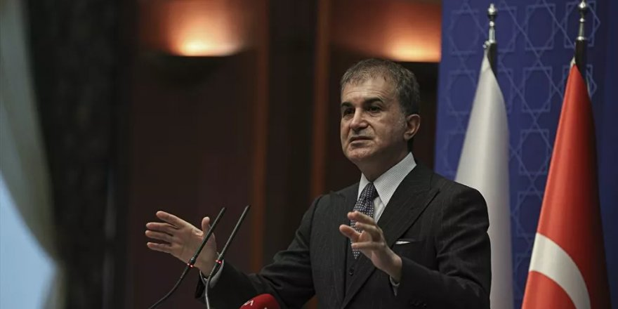 AK Parti Sözcüsü Çelik'ten ABD'ye Gara tepkisi: Bu tavır terörle mücadele değil teröre destektir