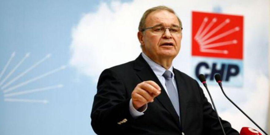 CHP Sözcüsü Öztrak: Ulusal yas ilan edilmesini istiyoruz