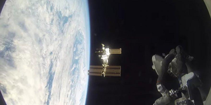 NASA: Rusya'nın Uluslararası Uzay İstasyonu'ndan çekilmesi 'uzay yarışı' başlatabilir