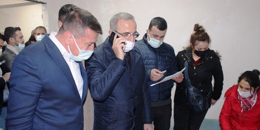 AK Parti İzmir İl Başkanı Sürekli, Ödemiş'te partililerle buluştu