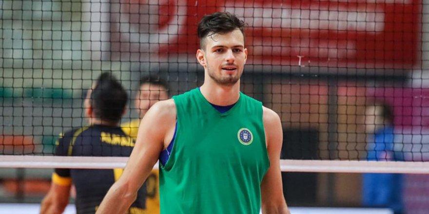 Efeler Ligi temsilcisi Altekma, Altay Mustafa Demirci'yi transfer etti
