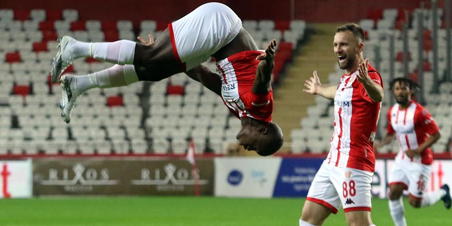 Süper Lig: FT Antalyaspor: 1 - Yeni Malatyaspor: 1