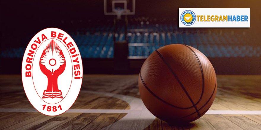 Basketbol Federasyonu ve Bornova Belediyesine 'bürokrat' çelmesi! Tesisimiz yok...