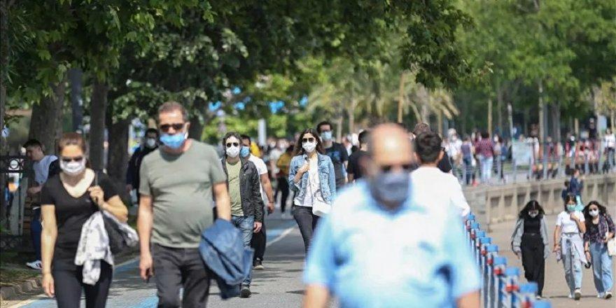 Türkiye'de son 24 saatte 6 bin 454 yeni vaka tespit edildi
