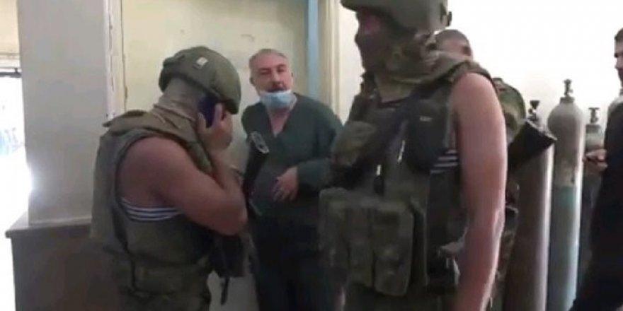 Suriye'de Rus askeri aracının geçişi sırasında mayın patlaması: 1 ölü, 3 yaralı