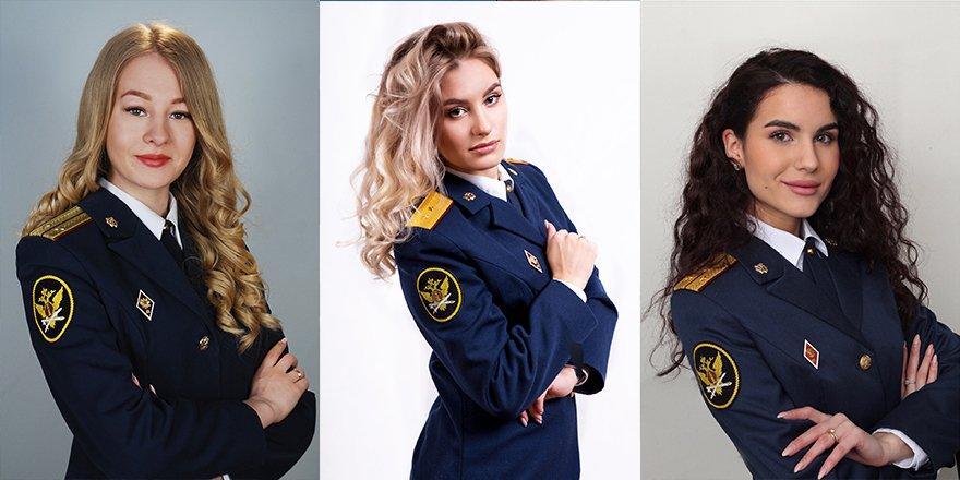 Rusya'da kadın gardiyanlar arasında güzellik yarışması