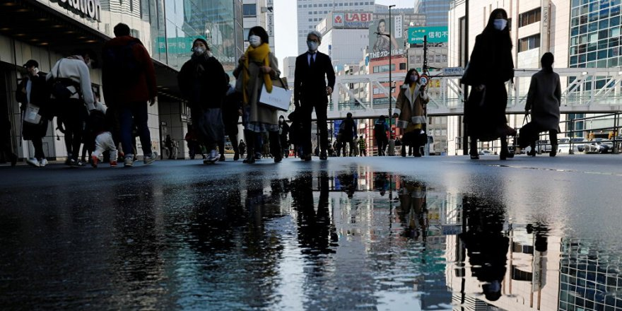 Japonya'da 2020'de suç işleme oranı 75 yılın en düşük seviyesine geriledi