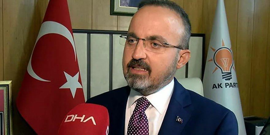 AK Partili Turan'dan '15 milletvekili' açıklaması: Sayın Bakan bizzat kendisi savcılara müracaat etmiştir