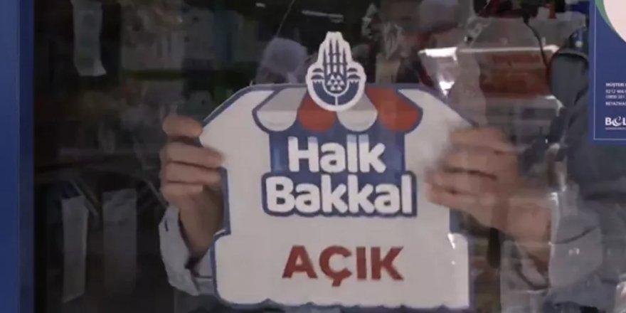İstanbul'da Halk Bakkal dönemi başlıyor