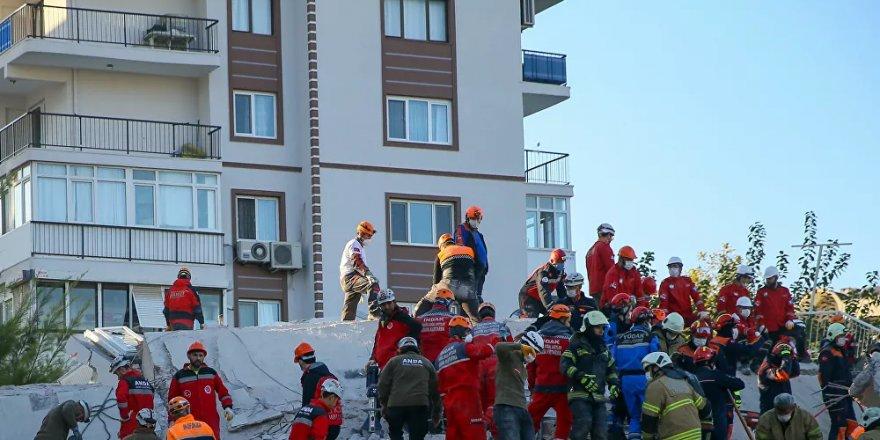 İzmir depremi bilirkişi raporu: Binalarda düşük kalite beton kullanıldı, projelendirme hataları yapıldı