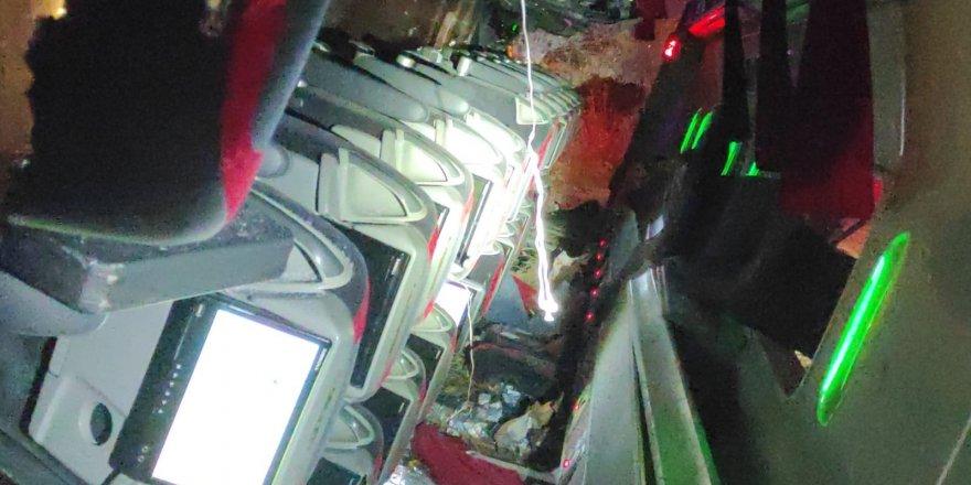 Konya'da katliam gibi kaza: 5 ölü, 38 yaralı