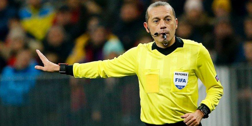 Cüneyt Çakır, Macaristan - Portekiz maçını yönetecek