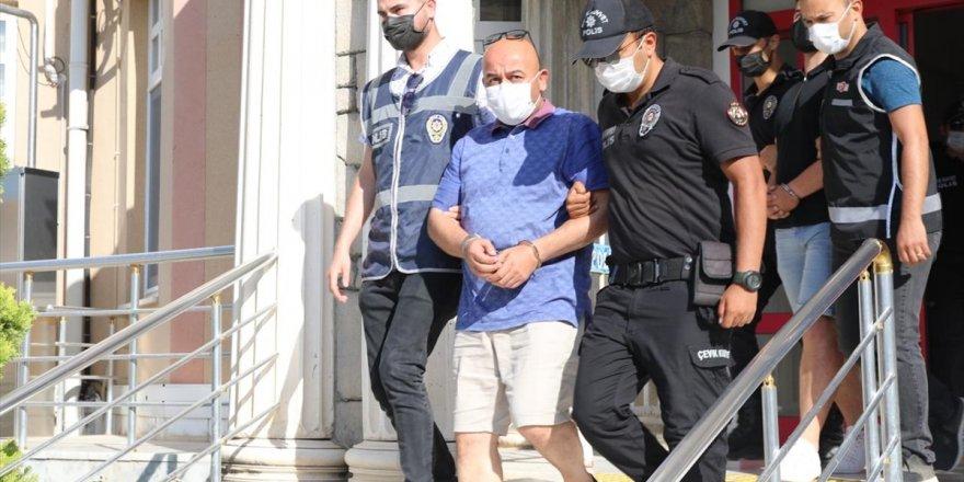 Didim Belediye Başkanı Atabay ile avukatına sopayla saldırdığı öne sürülen 6 zanlıdan 3'ü tutuklandı