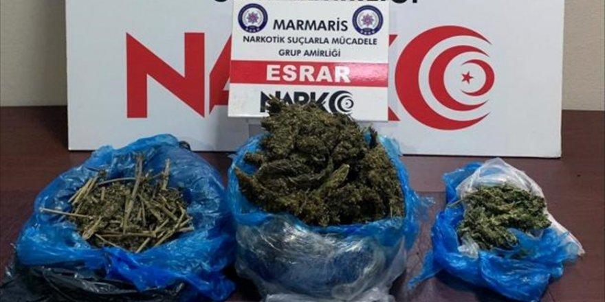 Muğla'da uyuşturucu operasyonunda yakalanan şüpheli tutukland