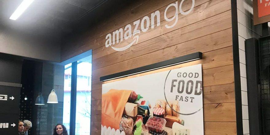 Amazon, kasaların olmadığı ilk tam kapsamlı mağazasını açıyor