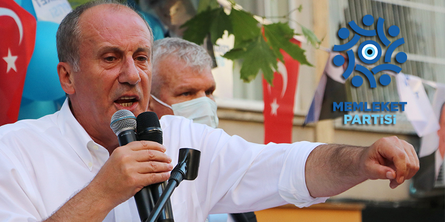 CHP'liler, MP'nin afişlerine bile katlanamıyor! İnce'den Karalar'a: Senden o afişlerin parasını alacağım haberin olsun...