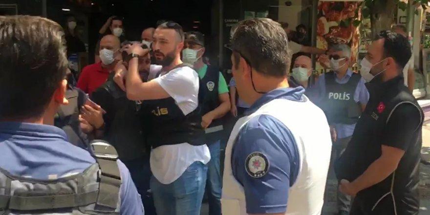 HDP İzmir il binasına saldıran Onur Gencer tutuklandı