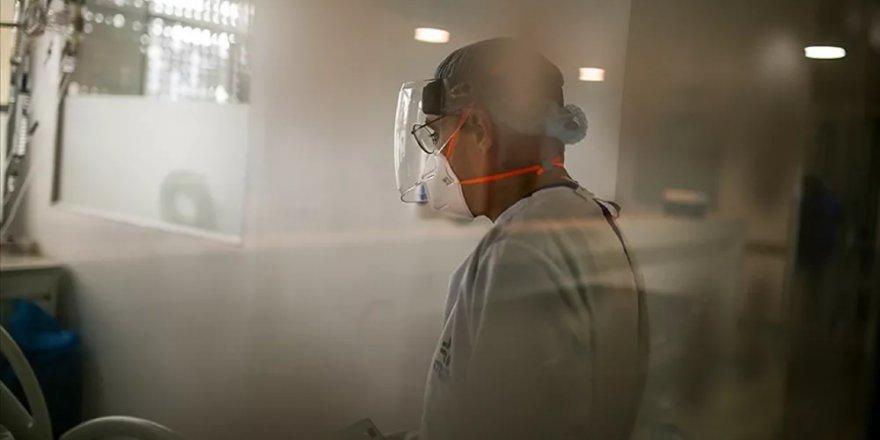 Türkiye'de son 24 saatte 5 bin 575 koronavirüs vakası tespit edildi