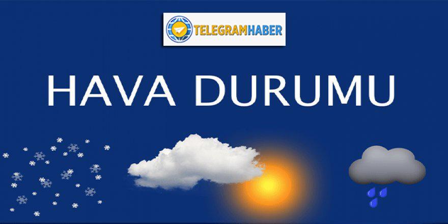İzmir'in iç kesimlerinde gök gürültülü sağanak yağış beklentisi!