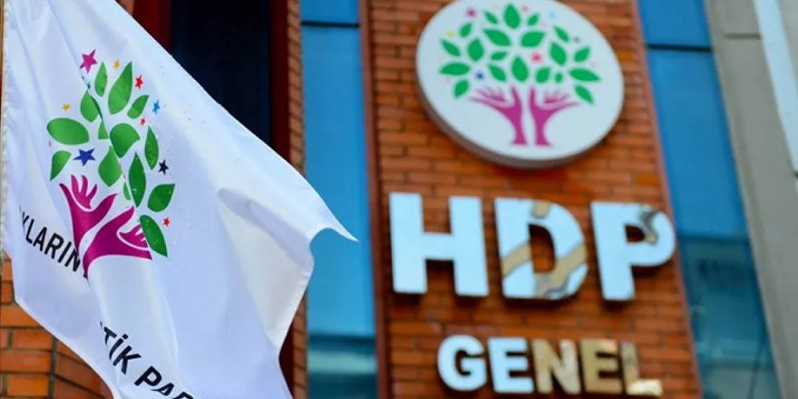 Anayasa Mahkemesi, HDP'nin kapatılması istemiyle açılan davada ilk incelemeyi yarın yapacak