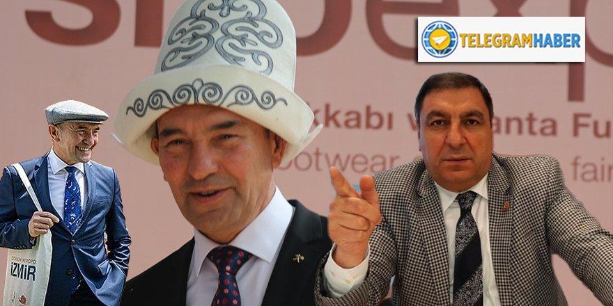 Ak Partili Hüsnü Boztepe, durduk yere şapka krizi çıkardı!