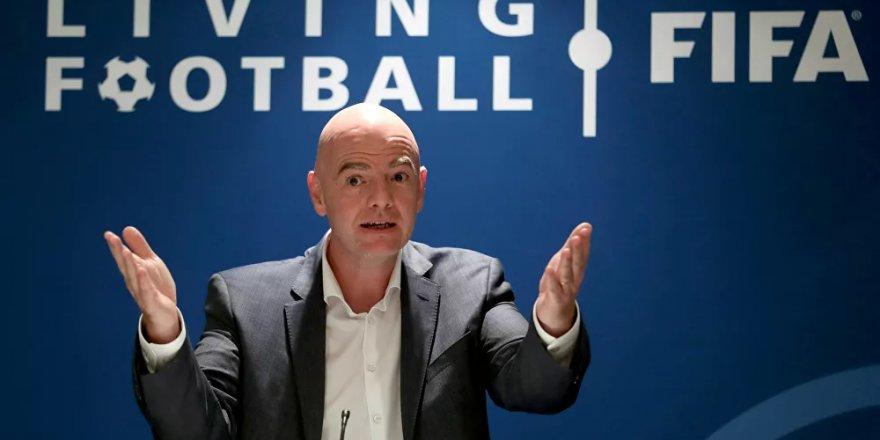 FIFA'dan 'yeni ofsayt kuralı' hazırlığı