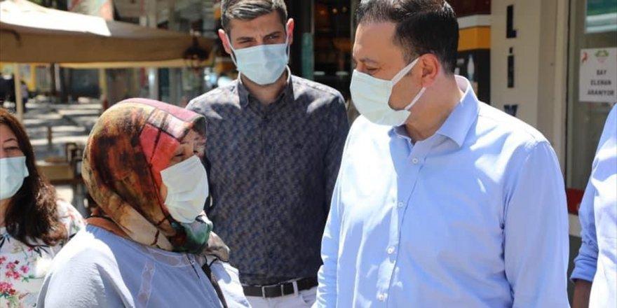 """AK Parti'li Mahmut Atilla Kaya: """"CHP belediyeciliği sağlığımızı tehdit eder hale geldi"""""""