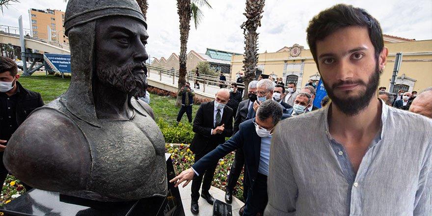 İzmir'in heykellerini Ozan Can sayacak