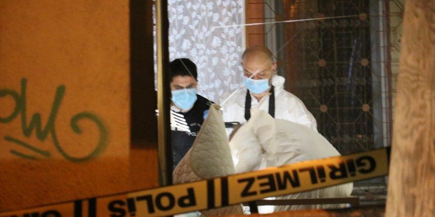 İzmir'de annesini öldürüp cesedini çuvalla balkona bıraktığı iddia edilen Kazak kız yakalandı