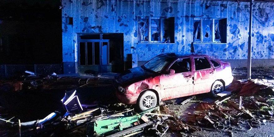 Çekya'da şiddetli kasırga 150 kişinin yaralanmasına yol açtı