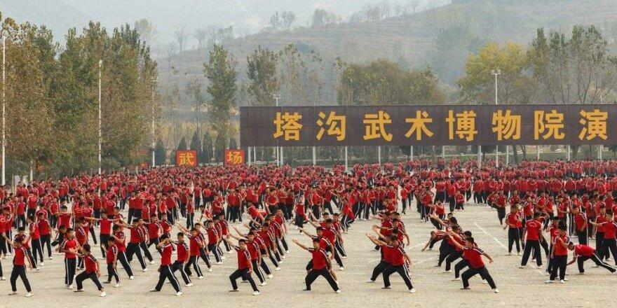 Çin'de dövüş sanatları okulunda yangın faciası: 18 ölü, 16 yaralı