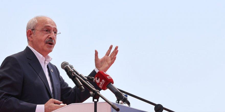 CHP Genel Başkanı Kılıçdaroğlu, İzmir'de katı atık yönetim tesisi açılışına katıldı