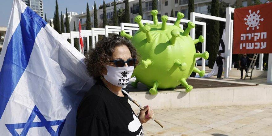 İsrail'de Delta varyantı: Kapalı mekanlarda yeniden maske zorunluluğu getirildi
