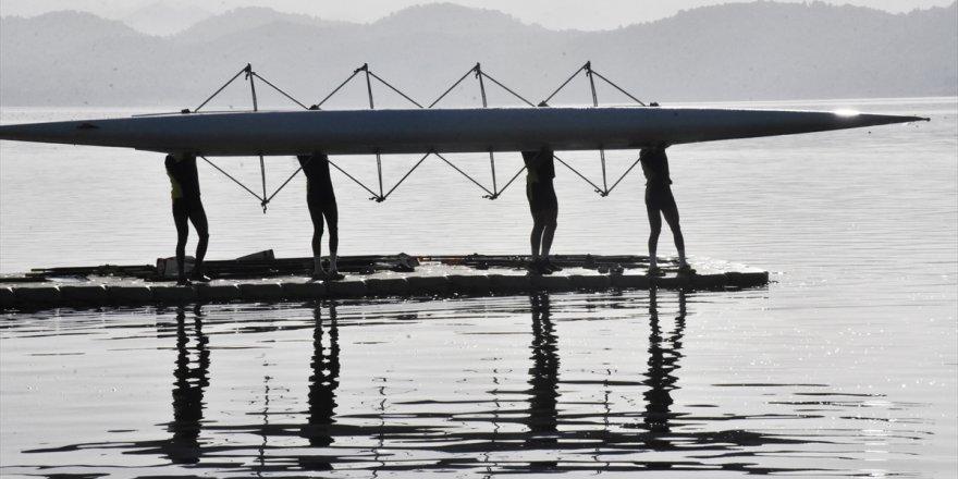 Kürek Milli Takımı, Tokyo Olimpiyatları için ilk vizeyi İtalya'da almak istiyor