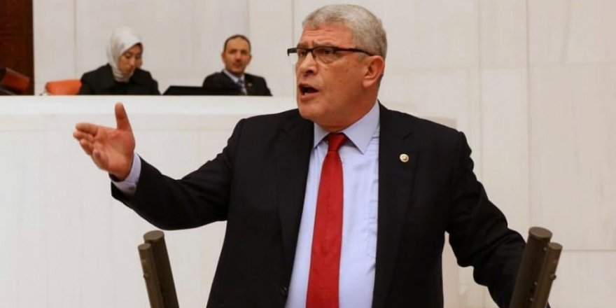 Müsavat Dervişoğlu: PKK'yla dost olan düşmanımızdır
