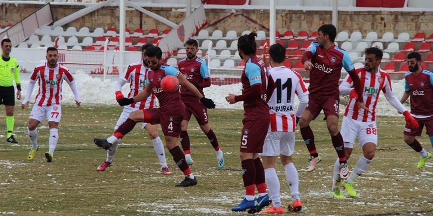 3. Lig 1. Grup: Nevşehir Belediyespor:1 - Ofspor: 2