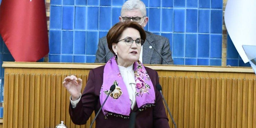 """İYİ Parti Genel Başkanı Meral Akşener:""""Gara'da, lanet terör örgütü PKK'ya yönelik operasyon, milli bir meseledir."""""""