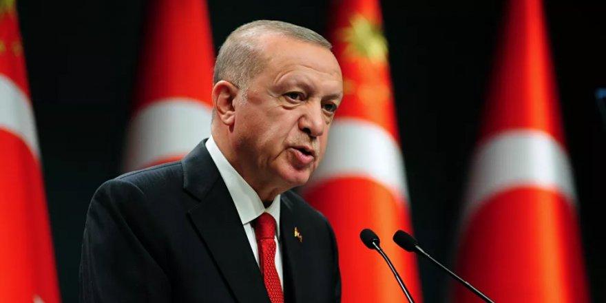 Cumhurbaşkanı Erdoğan yeni kararları açıklıyor