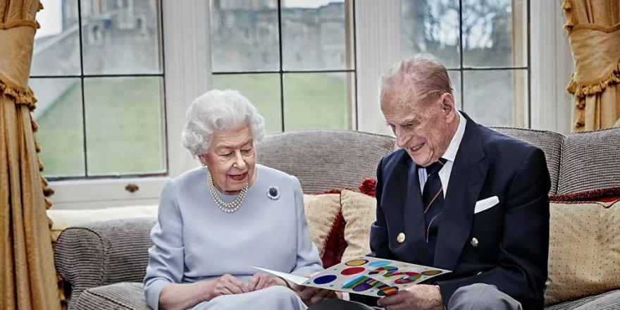 İngiltere Kraliçesi 2. Elizabeth'in eşi Prens Philip hastaneye kaldırıldı