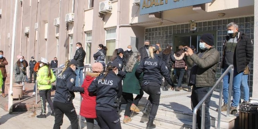 Aydın'daki operasyonda mahkemeye sevk edilen 7 şüpheli serbest bırakıldı