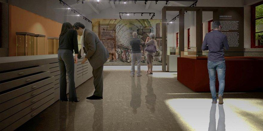 Denizli Kent Müzesi projesine koruma kurulundan onay