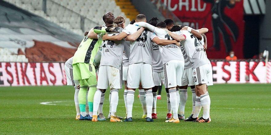 Beşiktaş'ta seyahat bitiyor!