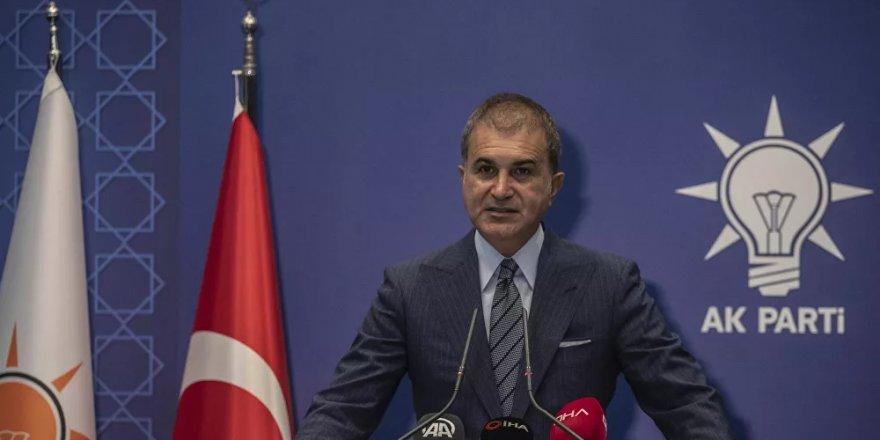 AK Parti Sözcüsü Çelik: Evlatlarımızın kurtarılması için her şey yapıldı