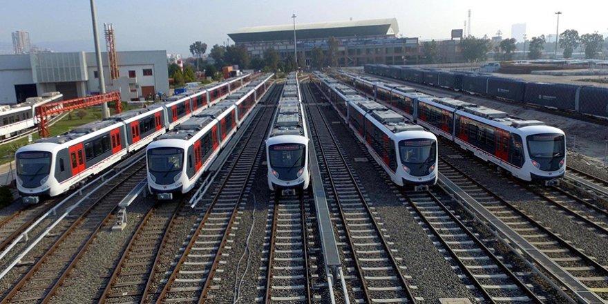 Hafta içi- hafta sonu Metro çalışma saatleri 2021!